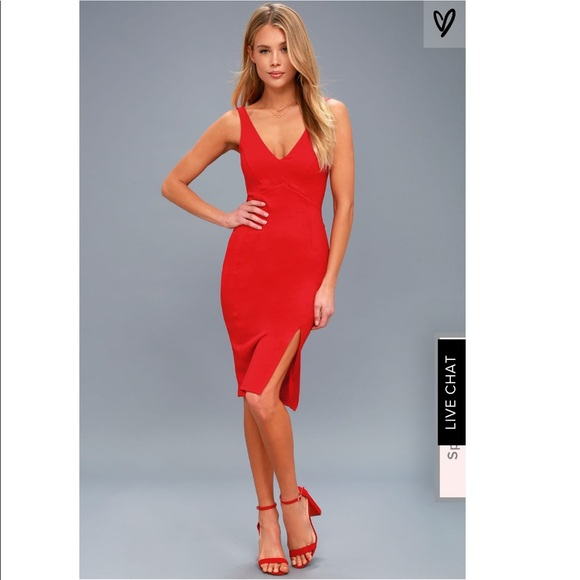 41ede40c89ec9 Lulu's Dresses | Lulus Iconic Moment Dress | Poshmark